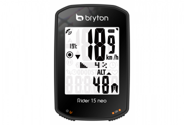 Image of Bryton compteur gps rider 15 neo e sans capteur