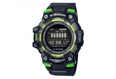 Montre de Sport Casio G-Squad Training Noir / Vert