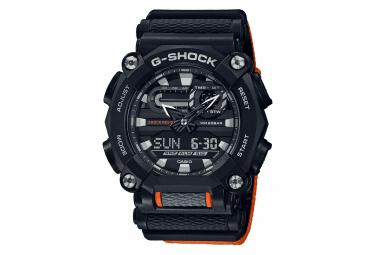 Reloj Casio G Shock Sport Ga 900c 1a4er Negro   Naranja
