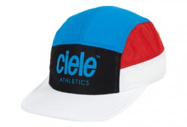 Casquette Ciele GOCap Athletics Evil Empire Bleu Rouge