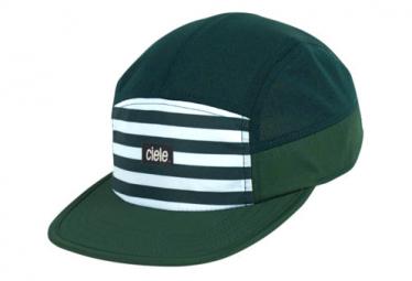 Casquette Ciele GOCap Standard Stripes Vert Forestbars