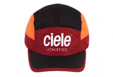 Casquette Ciele GOCap SC Athletics Rouge Orange Red Rocks