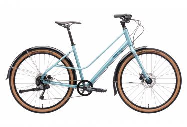 Vélo de Ville Kona Coco Shimano Alivio/Acera 9V Bleu 2021