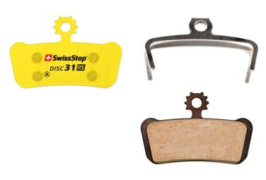 SwissStop Disc 31 RS Organic Brake Pads for Sram / Avid Brakes