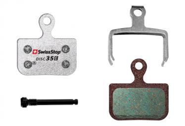 SwissStop Disc 35 E Organic Brake Pads for Sram / Avid Brakes