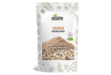 Image of Baobab en poudre bio 200g
