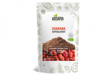 Image of Guarana en poudre bio 200g
