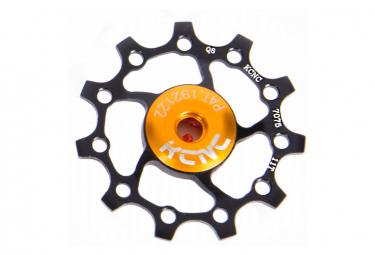 KCNC Jockey Wheel  Noir 11 Dents