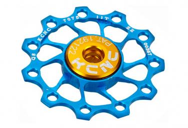 KCNC Jocky Wheel ULTRA  Roulements Céramiques Bleu 11 Dents