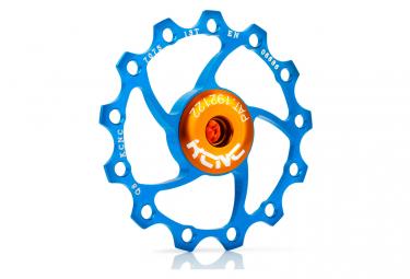 KCNC Jockey Wheel  Bleu 13 Dents