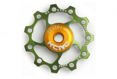KCNC Jockey Wheel  Vert 10 Dents