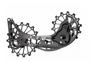 Jockey Wheel System pâte de dérailleur Shimano VTT 11v 14+16D Noir