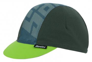 Gorra Santini Colore Verde