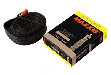 Camera d'aria Maxxis Ultralight 700 Presta RVC