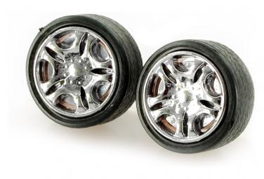 Bouchons de Valve Caps Roues Wheels