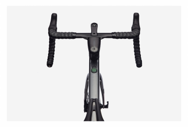 Bicicleta de carretera eléctrica de grafito Cannondale SuperSix EVO Neo 1 Shimano Dura-Ace Di2 11V 250 Wh 700mm