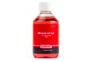 Olio minerale ad alte prestazioni Elvedes 1000ml rosso