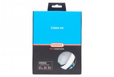 Elvedes Basic Cable Kit Cables de transmisión Blanco