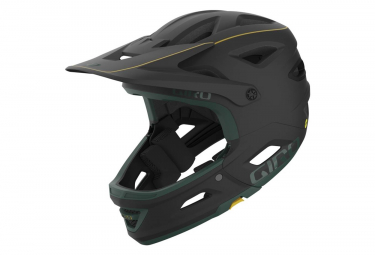 Casco Integral Giro Switchblade Mips Warm   Negro 2021 L  59 63 Cm