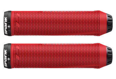 Spank Spike 33 Grips Red