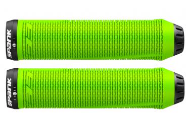 Spank Spike 33 Grips Green