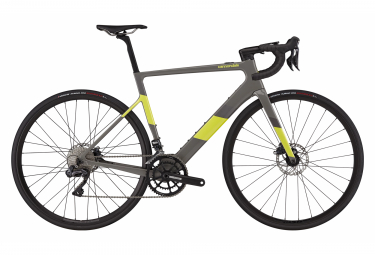 Cannondale Supersix Evo Neo 2 Shimano Ultegra Di2 11v 250 Wh 700mm Bicicleta Electrica De Carretera Stealth Grey S   167 180 Cm