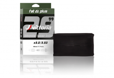 Vittoria Fat / Plus 27.5 '' Plus Presta 48mm Inner Tube