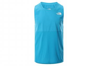 Camiseta Sin Mangas Azul True Run De The North Face S