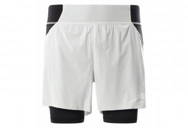 Pantalon Corto Con Forro Circadian Comp De The North Face Gris   Negro L
