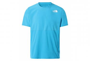 The North Face True Run Camiseta De Manga Corta Azul L