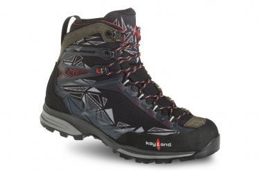 Image of Chaussures d alpinisme kayland cross ground gtx noir marron 41