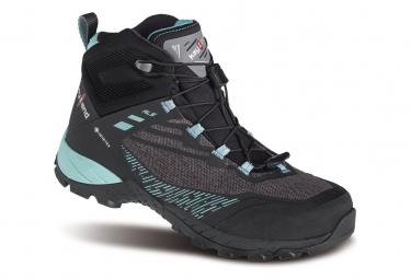 Chaussures de Randonnée Femme Stinger GTX Noir / Azur
