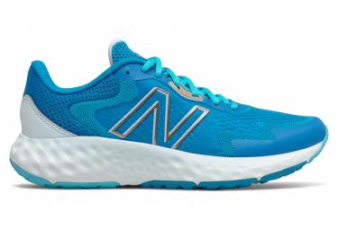 Zapatillas New Balance Fresh Foam Evoz Azul Para Mujer 40 1 2