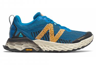 Chaussures de Trail New Balance Fresh Foam X Hierro V6 Bleu / Jaune