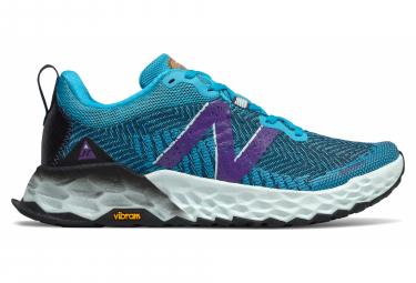 Chaussures de Trail Femme New Balance Fresh Foam X Hierro V6 Bleu / Violet
