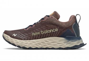 Chaussures de Trail Femme New Balance Fresh Foam X Hierro V6 Marron / Gris