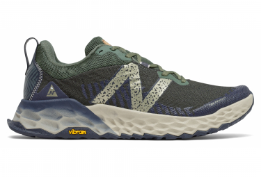 Chaussures de Trail New Balance Fresh Foam X Hierro V6 Kaki / Blanc