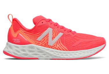 New Balance Fresh Foam X Tempo V1 Coral Mujer Zapatos Para Correr 41