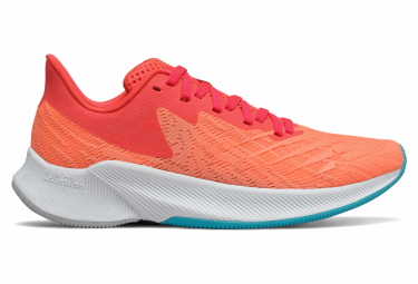 Chaussures de Running Femme New Balance FuelCell Prism Orange / Rouge