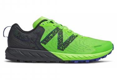 Chaussures de Trail New Balance Summit Unknown V2 Vert / Noir