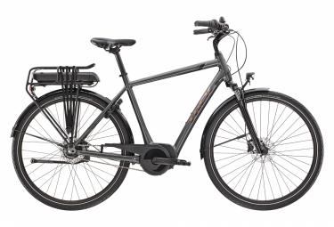 Trek District + 1 Bicicleta Urbana Eléctrica 300Wh Shimano Nexus 7V Gris Litio 2021