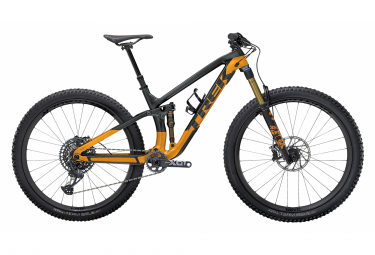MTB Doble Suspensión Trek Fuel EX 9.9 29'' Orange / Gris 2021
