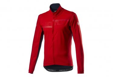 Castelli Transition 2 Jacke Rot