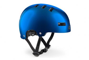 Casque Bol Bluegrass Superbold Bleu Métallisé 2021