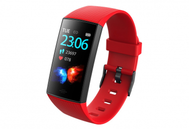 Image of Activity tracker weeplug sb18 frequence cardiaque pression arterielle saturation d oxygene ip67
