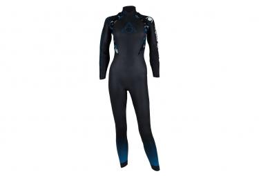 Aqua Sphere Aqua Skin Full Suit V3 Womens Neoprene Suit Black / Blue
