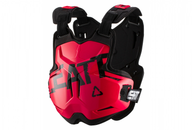 Chaqueta Leatt Chest Protector 2 5 Torque Rojo   Negro