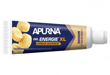 Gel Energétique APURNA Longue Distance XL Banane 70g