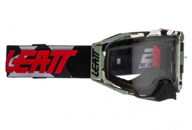Mascara Infantil Leatt Velocity 6 5 Enduro Jw22   Pantalla Transparente 83