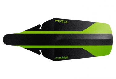 Zefal Shield Lite XL Rear Mudguard Green/Black